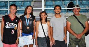 Μετάλλιο η Ιωακειμίδου στο Πανελλήνιο Πρωτάθλημα Π/Κ