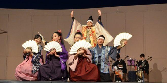 Εξαιρετικό το ιαπωνικό χοροθέατρο Nayuta