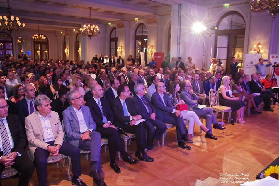 Η Δημοτική Αρχή σε εκδήλωση για την Οικονομία