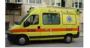 Τραυματισμός 55χρονου Λευκαδίτη σε τροχαίο