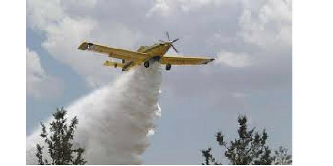 Πυρκαγιά στην περιοχή Καλαμιτσίου Λευκάδας