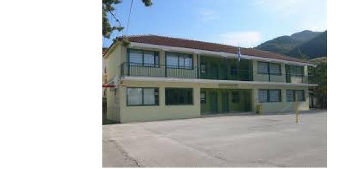 Ανακατασκευή στέγης στο δημοτικό σχολείο Βασιλικής