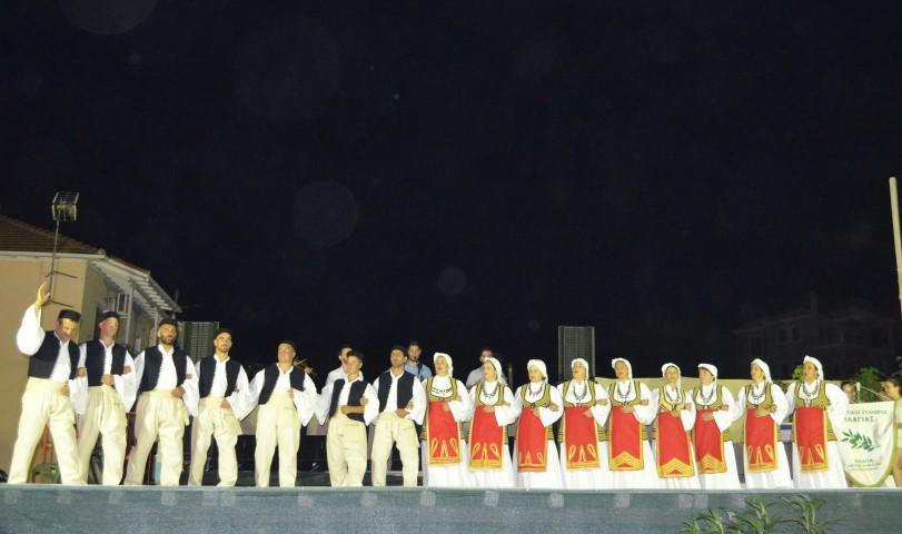 Επιτυχημένο το Φεστιβάλ παραδοσιακών χορών Πλαγιάς