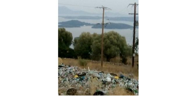 Χωματερή-βόμβα δίπλα στην πιο τουριστική μας περιοχή!