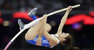 Παγκόσμια πρωταθλήτρια στο επί κοντώ η Στεφανίδη