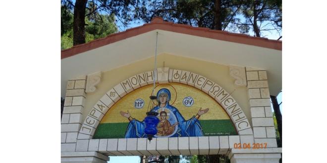 Ιερά Αγρυπνία και κουρά Μοναχού στην Ι.Μ. Φανερωμένης