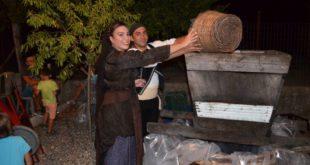 Γιορτή Τρύγου και Κρασιού στην Απόλπαινα