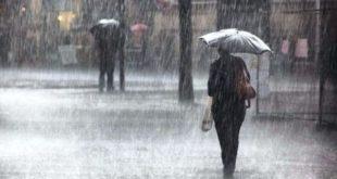Έρχονται βροχές, καταιγίδες και πτώση της θερμοκρασίας
