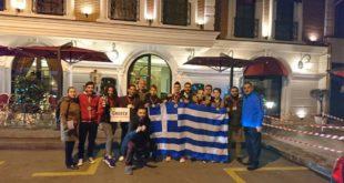 Σάρωσε τα μετάλλια στο ανοιχτό της Αλβανίας ο Ευκλέας