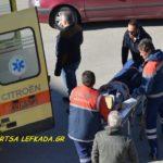 Σύγκρουση αυτοκινήτου με ποδηλάτη στην πόλη της Λευκάδας