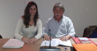 Ασπασία Γρηγόρη η νέα αντιπρόεδρος του Δημοτικού Συμβουλίου