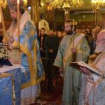 Η Θεία Λειτουργία κι ο Αγιασμός των Φώτων στη Λευκάδα