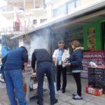 Τσικνίσματα στην πόλη της Λευκάδας