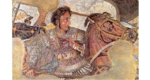 Που είναι ο τάφος του Μεγάλου Αλέξανδρου;
