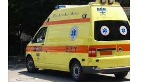 Διακομιδή του Ηγουμένου π. Νικηφόρου στο Νοσοκομείο Ιωαννίνων