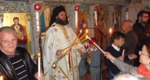 Στον Αη Γιάννη στο Λιβάδι το πρώτο «Χριστός Ανέστη»