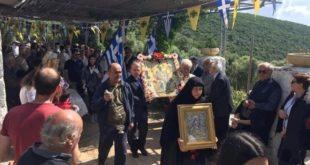Η Ιερά Μονή Αγίου Νικολάου της Ιράς ευχαριστεί