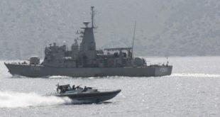 Τουρκικό πλοίο ακούμπησε κανονιοφόρο μας στο Αιγαίο