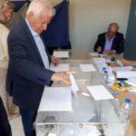 Στιγμιότυπα των εσωκομματικών εκλογών της Ν. Δ.