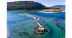 Το επίπεδο ελληνικό νησί που είναι όλο μια παραλία;