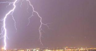 Έκτακτο δελτίο της ΕΜΥ με βροχές και καταιγίδες