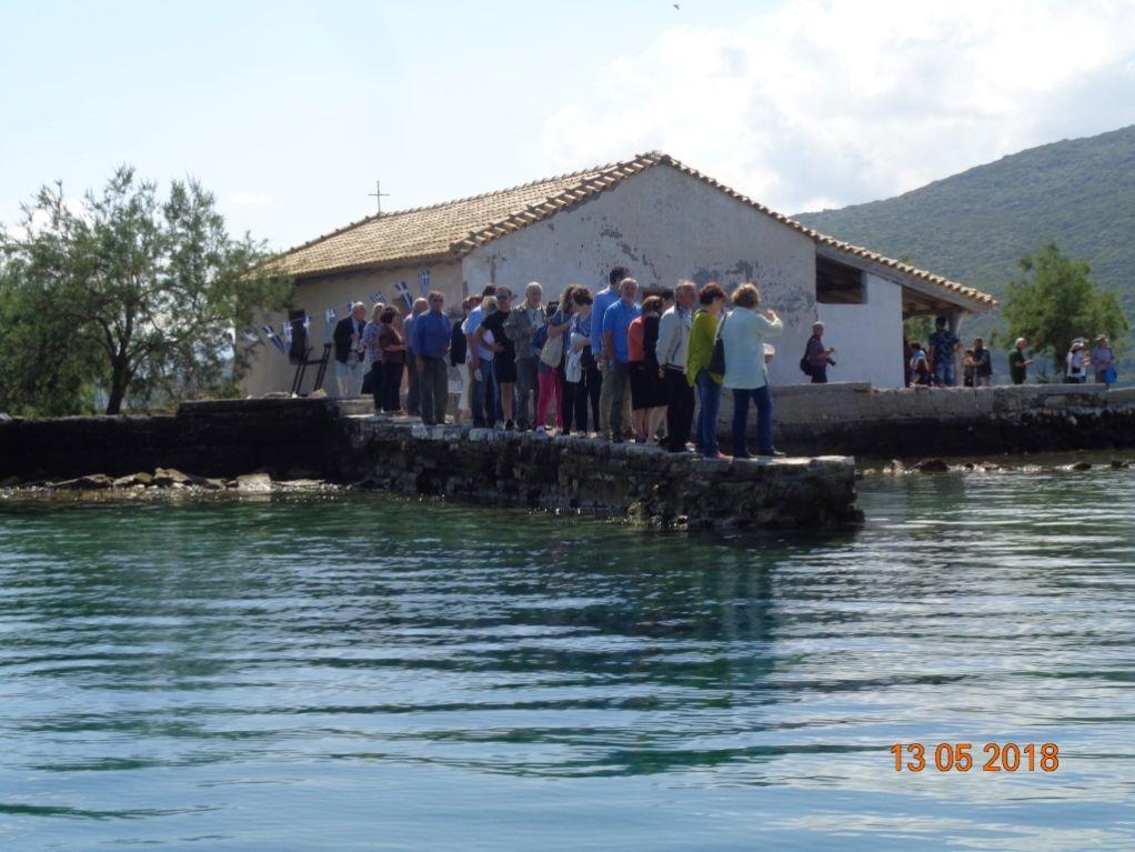 Πανηγύρισε ο Άη Νικόλαος στο Νησάκι