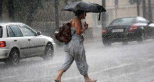 Ο «Μίνωας» κυκλώνει τη χώρα με καταιγίδες και χαλάζι