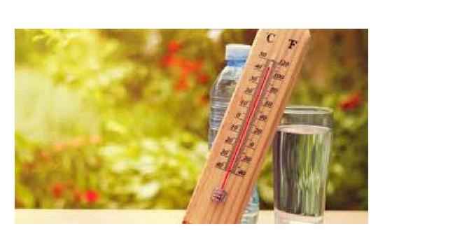 Έρχεται μίνι καύσωνας, μέχρι 38 βαθμοί η θερμοκρασία