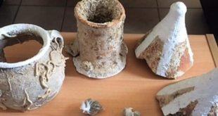 Σύλληψη στη Λευκάδα για αρχαία και κάνναβη