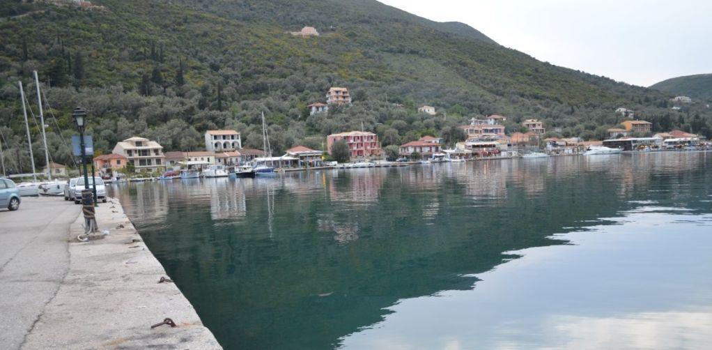 Τραυματίστηκαν δυο σε σκάφος στα Σύβοτα Λευκάδας