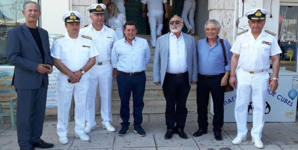 Συνάντηση αντιπροσωπείας του Δήμου με τον ΥΕΝ