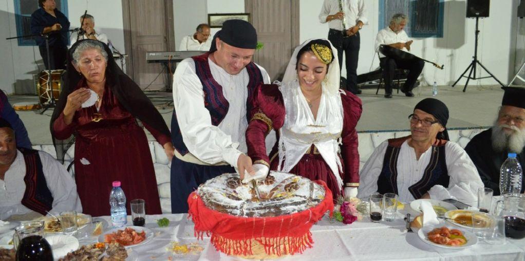 Ακυρώνεται για φέτος ο Χωριάτικος Γάμος στην Καρυά
