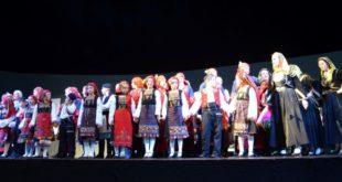 Πανέμορφη η ετήσια παράσταση του Χ.Ο.Λ.