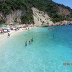 Αγιοφίλι: Η εκπληκτική λευκή παραλία της Ν. Λευκάδας