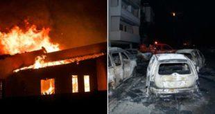 Εθνική τραγωδία με 49 νεκρούς από τις πυρκαγιές