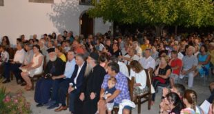 Η συναυλία της Φιλαρμονικής στην Ι. Μ. Φανερωμένης