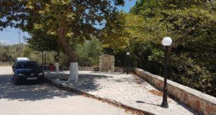 Ολοκληρώθηκαν οι εργασίες στη βρύση της Απόλπαινας