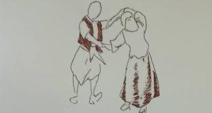 """Η εκδήλωση «ταξιδεύουμε χορεύοντας"""" στους Τσουκαλάδες"""