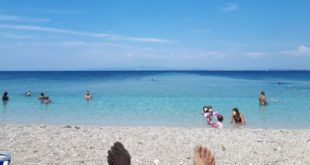 Η φωτο της ημέρας: Θάλασσα όνειρο!