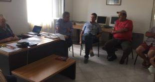 Κάλαμο και Καστό επισκέφθηκε ο βουλευτής Λευκάδας