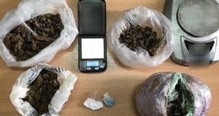 Συνελήφθη 34χρονος στη Λευκάδα για ναρκωτικά