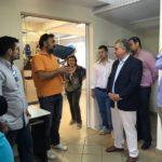 Στην Χαλκιδική με κλιμάκιο της ΝΔ ο βουλευτής Θ. Καββαδάς
