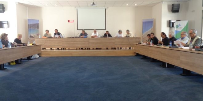Πρόσκληση τακτικής συνεδρίασης του Δημ. Συμβουλίου