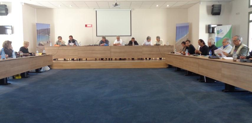 Αποφάσεις της 25ης συνεδρίασης του Δημ. Συμβουλίου