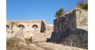 Ανάδειξη του κάστρου της Αγίας Μαύρας