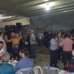Άφθονο κέφι και χορός στο πανηγύρι στα Χαραδιάτικα
