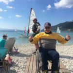 Camp ιστιοπλοΐας για αθλητές ΑμΕΑ στην Βασιλική