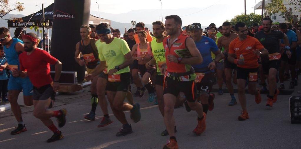 Με επιτυχία έγινε ο αγώνας Lefkas Trail Run 2018