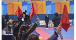 Μετάλλιο και εμπειρίες για τον Σύλλογο ΤΑΕ ΚΒΟΝ ΝΤΟ
