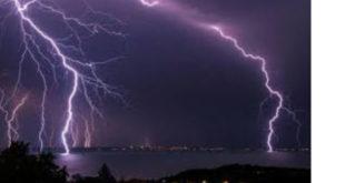 Βύθισε στο σκοτάδι την μισή Λευκάδα η καταιγίδα!